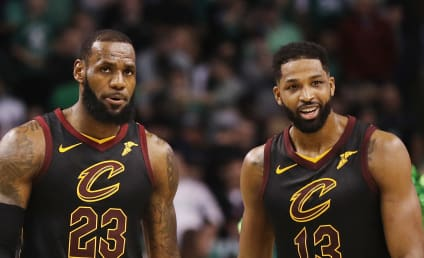 Khloe Kardashian to LeBron James: Take Tristan Thompson with You to Los Angeles!