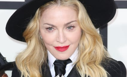 Madonna: Tupac Made Me Swear at David Letterman!