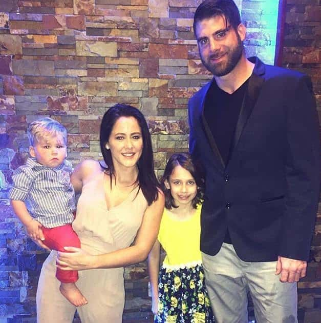 Jenelle Evans and David Eason Image