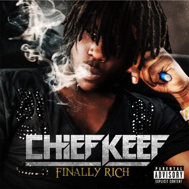 Chief Keef Album Cover