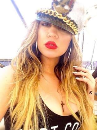 Khloe Kardashian Kleave