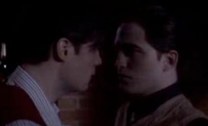 Robert Pattinson: Little Ashes Sex Scene