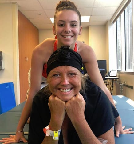 Abby Lee Miller and Maddie Pietrusinski, Physical Therapy