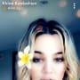 Khloe on Snapchat
