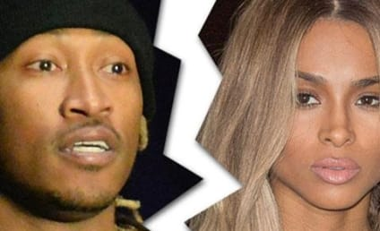 Ciara Dumped Future Over Affair with Stylist: Report