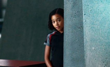 Amandla Stenberg, Hunger Games Star, Responds to Racist Tweets