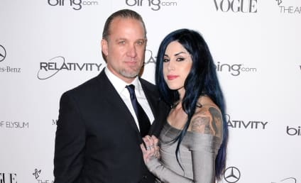Jesse James Feels Kat Von D is WAY Better in Bed Than Sandra Bullock