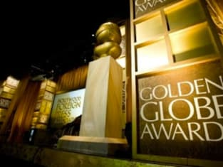 Golden Globe Awards Pic