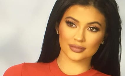 """Kylie Jenner Wears """"Seriously F--k You"""" Shirt, 'Cause Why Not?!"""