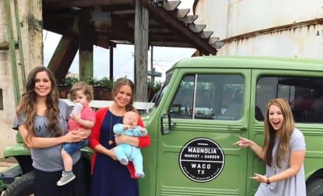 Jessa and Jana in Waco