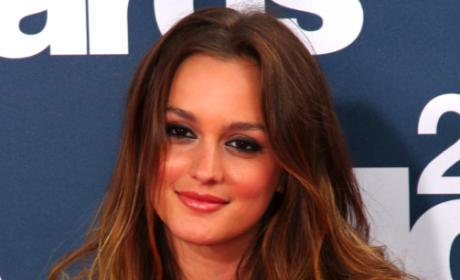 What's Leighton Meester's best hairstyle?
