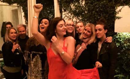 Katy Perry: Hanging Out With Taylor Swift's Friends in SECRET?!