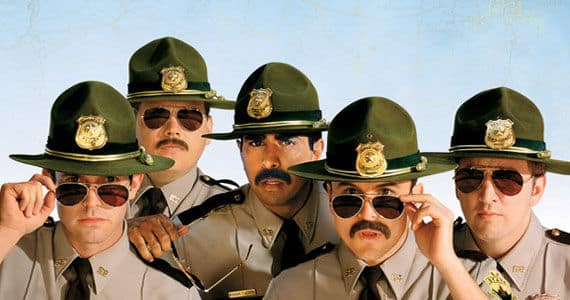 Super Troopers Cast