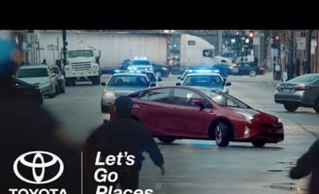 Prius Super Bowl Commercial