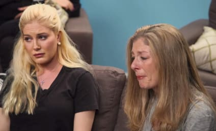 "Heidi Montag Breaks Down, Says Mom ""Ripped"" Her Heart Out on The Hills"