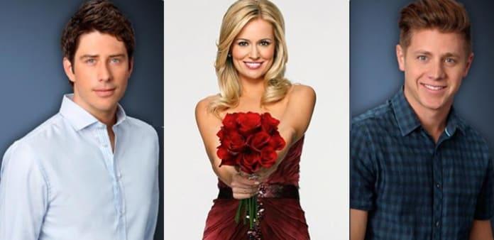 The Bachelorette Season Finale Emily Maynard Engaged To