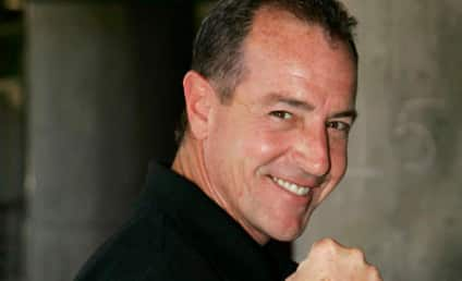 Michael Lohan Back in the Hospital With Chest Pains