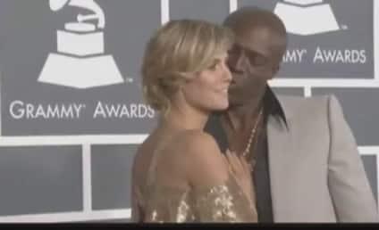 """Seal """"Shocked"""" By Heidi Klum Divorce"""