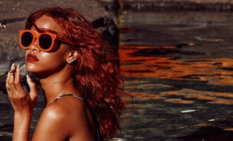 Rihanna Hawaii Photo