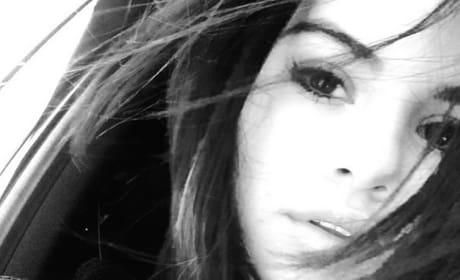 Selena Gomez, Black and White