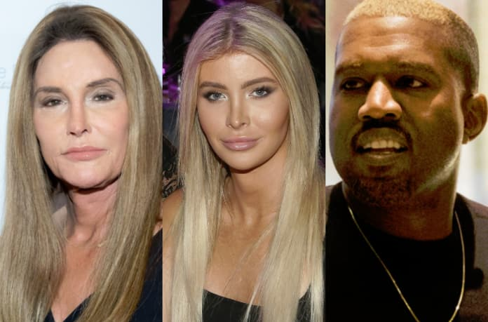 Caitlyn Jenner Marrying Sophia Hutchins With Kanye West As Best Man The Hollywood Gossip