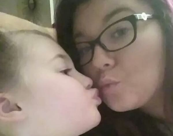 Amber portwood with leah