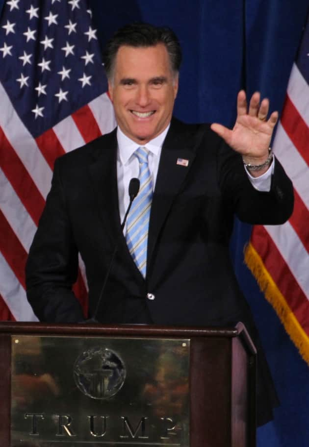 Mitt Romney Wins Primary