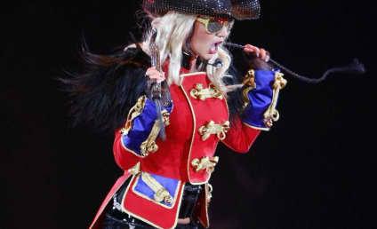 Britney Spears Brings Home Sutton Pierce