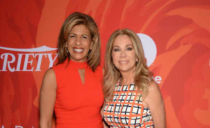 Kathie Lee Gifford and Hoda Kotb to Billy Bush: SEE YA!