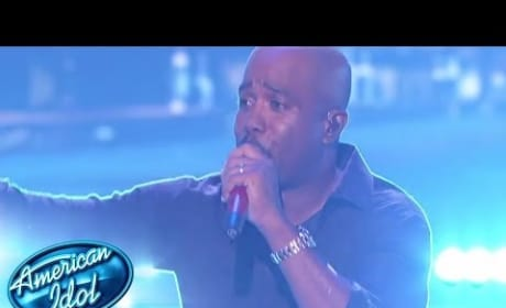 Darius Rucker, Dexter Roberts & C.J. Harris on the Idol Finale