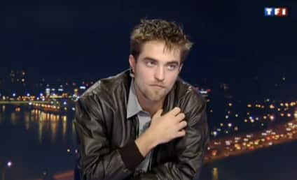 Robert Pattinson On Future Album Release: Maybe!