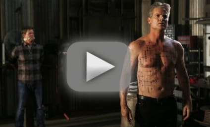 Agents of S.H.I.E.L.D. Season 2 Episode 7 Recap: The Writing on The Wall (and the Body)