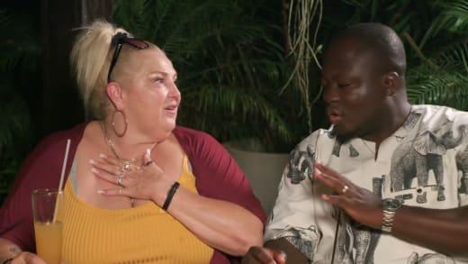 Angela Deem Wants Michael Ilesanmi to Tell the Truth