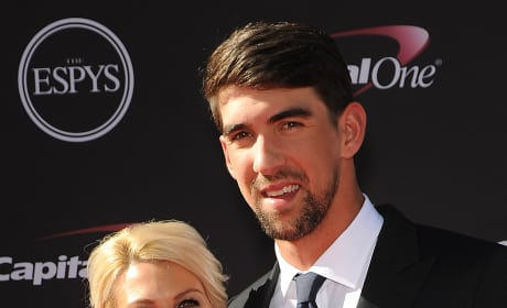Win McMurry and Michael Phelps