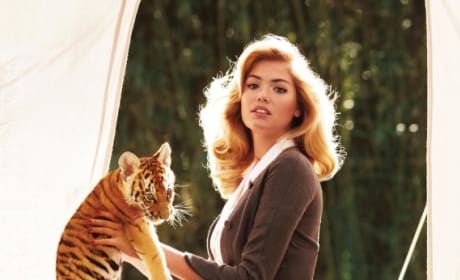 Kate Upton for Harper's Bazaar