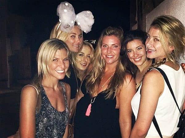 Lauren Conrad Bachelorette Party Pic