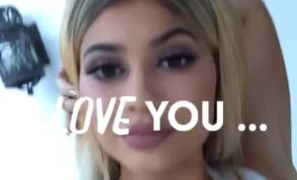 Kylie Jenner Kisses Her Dog on the Mouth in Weird Video: WATCH!