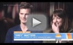 Jamie Dornan, Dakota Johnson: Awkward Fifty Shades Interview