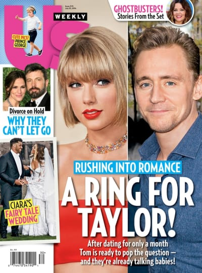 Taylor Swift to Tom Hiddleston Put a Ring on This NOW The