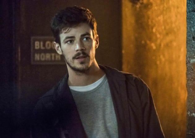 A Prison Break on The Flash