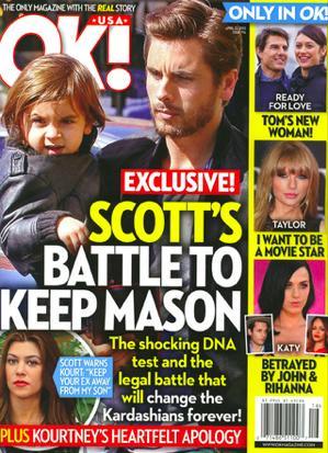 Scott Disick DNA Test?