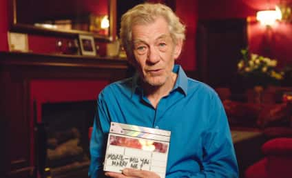 Ian McKellen Replaces Patrick Stewart, Helps Man Propose