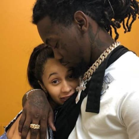 Cardi B Responds: Did Offset Really Impregnate His Mistress?!?