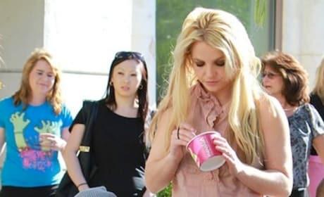 Sean Preston and Britney Pic