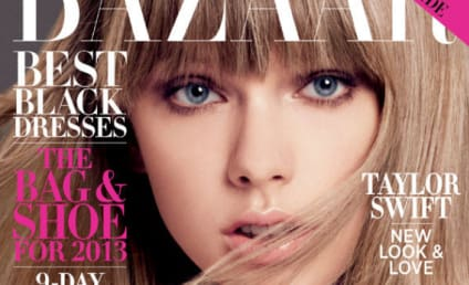 "Taylor Swift Warns of ""Toxic"" Love"