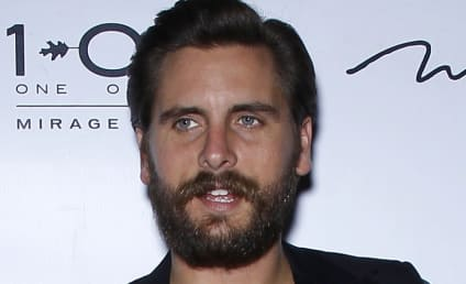 Scott Disick: Snorting Coke, Partying with TEENAGERS in Florida Mansion!