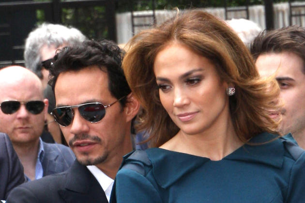J. Lo and M Ant.