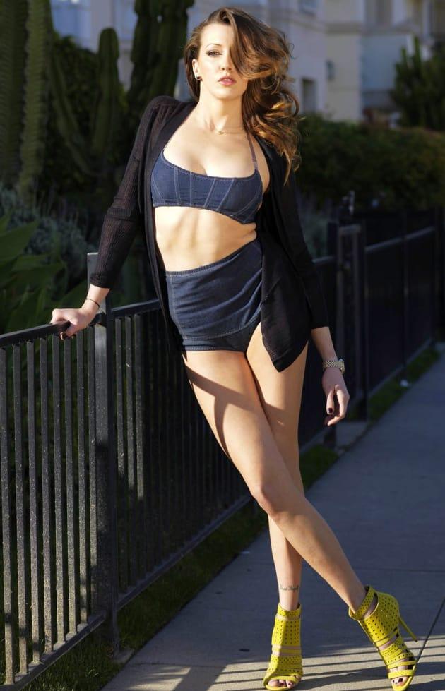 Katie Cassidy Bikini Photo The Hollywood Gossip