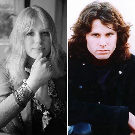 Marianne Faithfull My Ex Killed Jim Morrison The