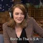 Emma Stone Takes a Challenge